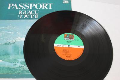 Passport – Iguaçu LP 1977 vinyl Germany Jazz Rock Fusion Doldinger EX