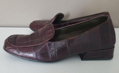 Kožené boty Aerosoles vel. 38