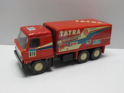 KDN - Stará hračka TATRA 815