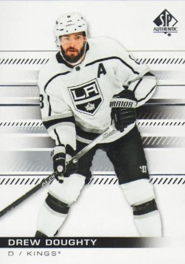 Drew Doughty - Los Angeles Kings - UD SP Authentic