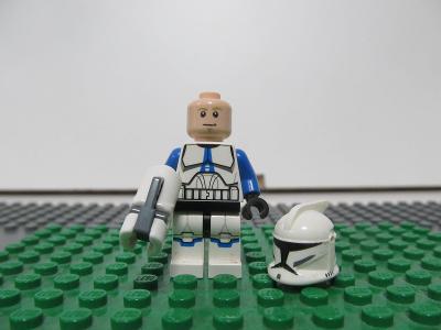 LEGO STAR WARS figurka 501st Legion Clone Trooper sw0445