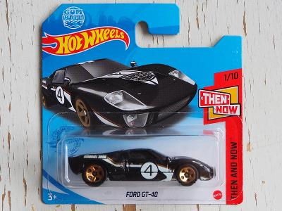 Ford GT 40 Hot Wheels