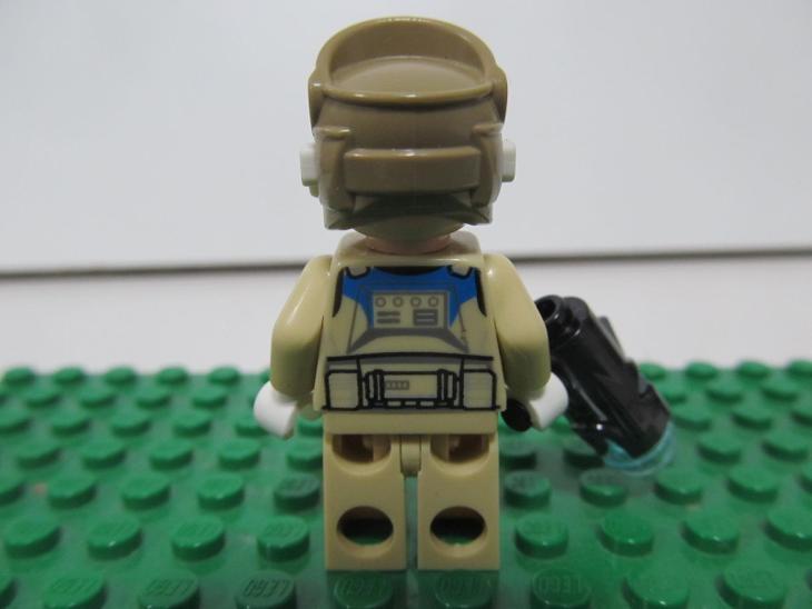 LEGO STAR WARS figurka  Clone Trooper Clone Wars - Hračky