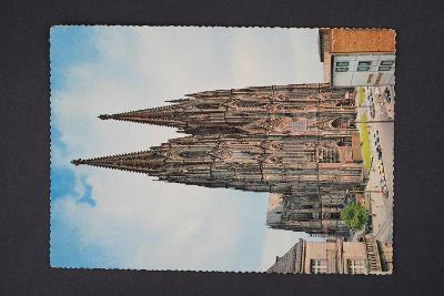 Pohlednice Köln Dom
