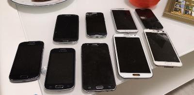 9x Samsung Galaxy