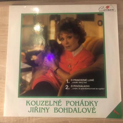 Jiřina Bohdalová – Kouzelné Pohádky Jiřiny Bohdalové 1