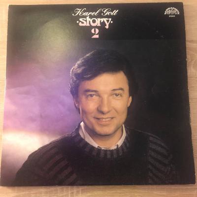 2 LP Karel Gott – Story 2 + PŘÍLOHA
