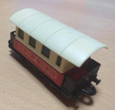 Matchbox-44C Passenger Coach