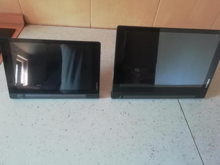 2x tablety Lenovo Yoga 3 - Tablety a čtečky e-knih