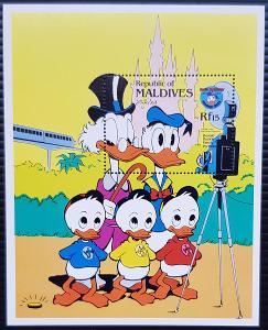 Disney Maledivy dětské, 1ks aršík