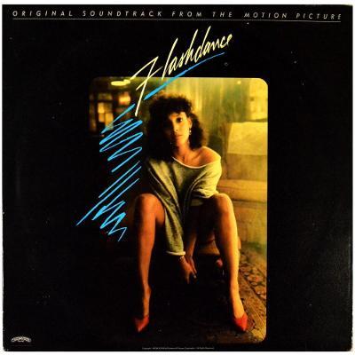 Gramofonová deska VA - Flashdance (Original soundtrack from the motion