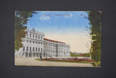 Pohlednice Vídeň Rakousko