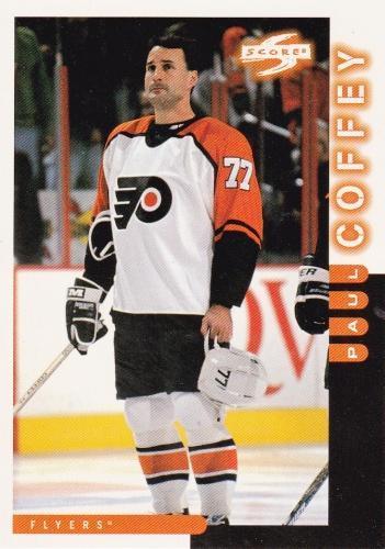 Paul Coffey - Philadelphia Flyers - Score
