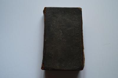 Modlitební kniha křesťanské modlitby Jana  Wégha