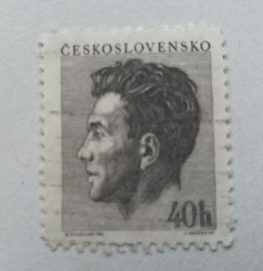 Známka Československo - Filatelie