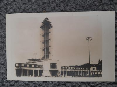 Stará pohlednice BRNO 1928 Výstava soudobé kultury