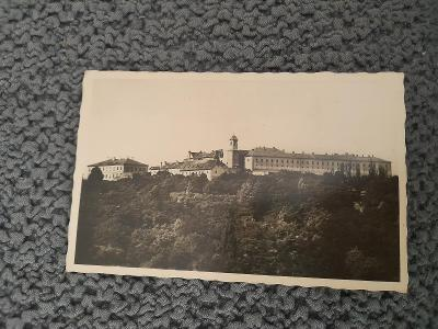 Stará pohlednice, Brno- Špilberk
