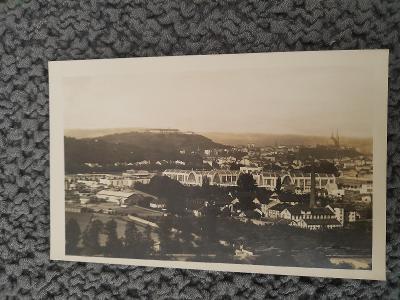 Stará pohlednice, Brno- Výstaviště