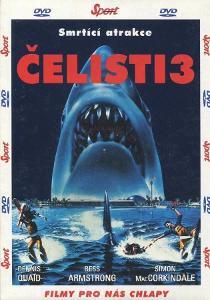 ČELISTI 3 (DVD) (PAPÍROVÝ OBAL)