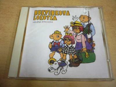 CD HURVÍNKOVA LOKOTKA