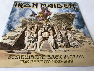 Iron Maiden: Somewhere Back in Time ( The Best of 1980 - 1989 )