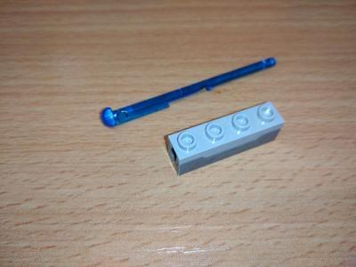 Lego díl 15301 - odpalovač harpun