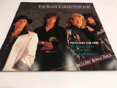 Slade: The Slade Collection 81 - 87, Jewel case, Top stav, OD KORUNKY