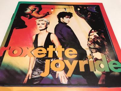 Roxette: Joyride 1991, Americká reedice 1995, Top stav !!!
