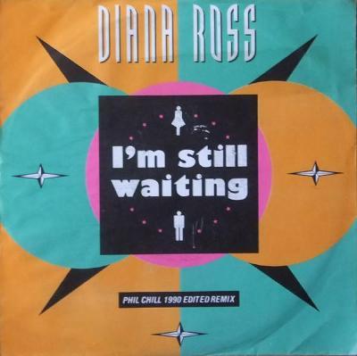 """DIANA ROSS - I'M STILL WAITING 7""""SP"""