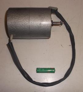 Krokový motor Mez Náchod Z22LT195