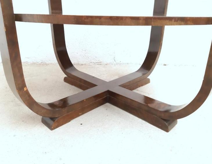 Art Deco stolek Jindřich Halabala  - Starožitnosti