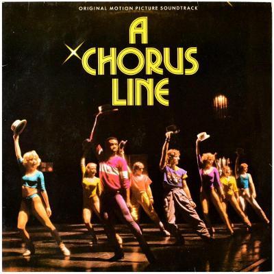 Gramofonová deska VA - A chorus line (Original motion picture soundtra