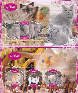 Fauna - kočka 2x, G21