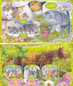 Fauna - kočka 2x, G29