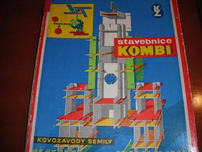 Retro stavebnice Kombi