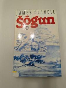 Šógun I.- román o Japonsku