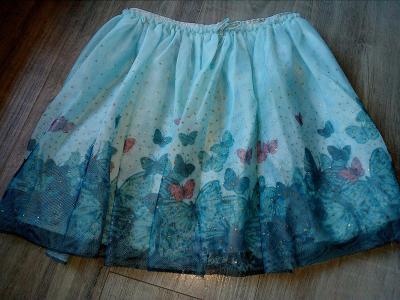 Luxusní sukně vel.134/140