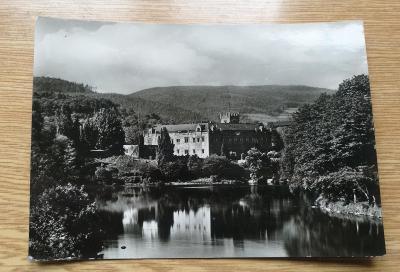 Pohled Klášterec nad Ohří