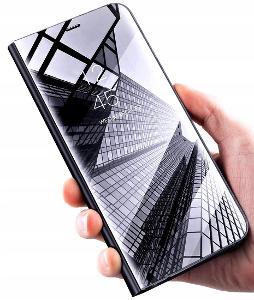Xiaomi Poco F3 / F3 Pro, kryt chytrý obal pouzdro CLEAR VIEW h05