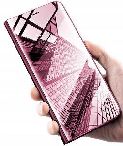 Samsung Galaxy S20 FE, kryt chytrý obal pouzdro CLEAR VIEW hak30
