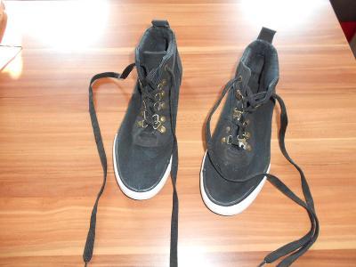 Kotníkové boty pánské