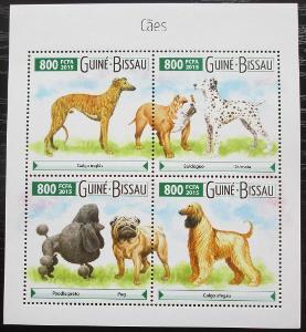 Guinea-Bissau 2015 Psi Mi# 8040-43 Kat 12€ 2479
