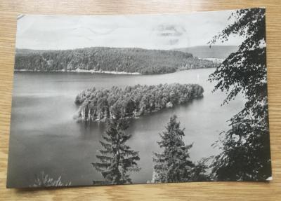 Pohled  Sečské Jezero