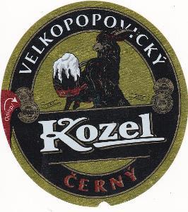 P.E. - Velké Popovice, černý ( kozel )
