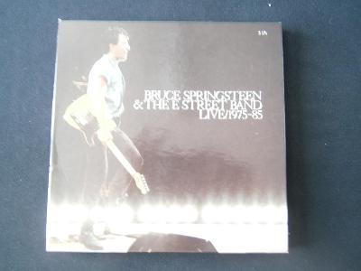LP Bruce Springteen - LIVE - BOX set 5xLP