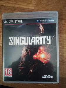 PS3 SINGULARITY - pro SONY Playstation 3