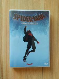 Spider-Man: Paralelní světy (DVD)