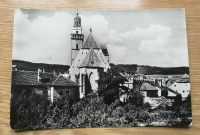 Pohled  Prachatice
