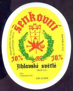 PE pivovar Jihlava