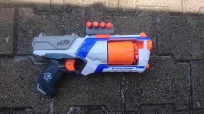 Nerf pistole strongarm
